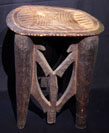 Nupe Stool